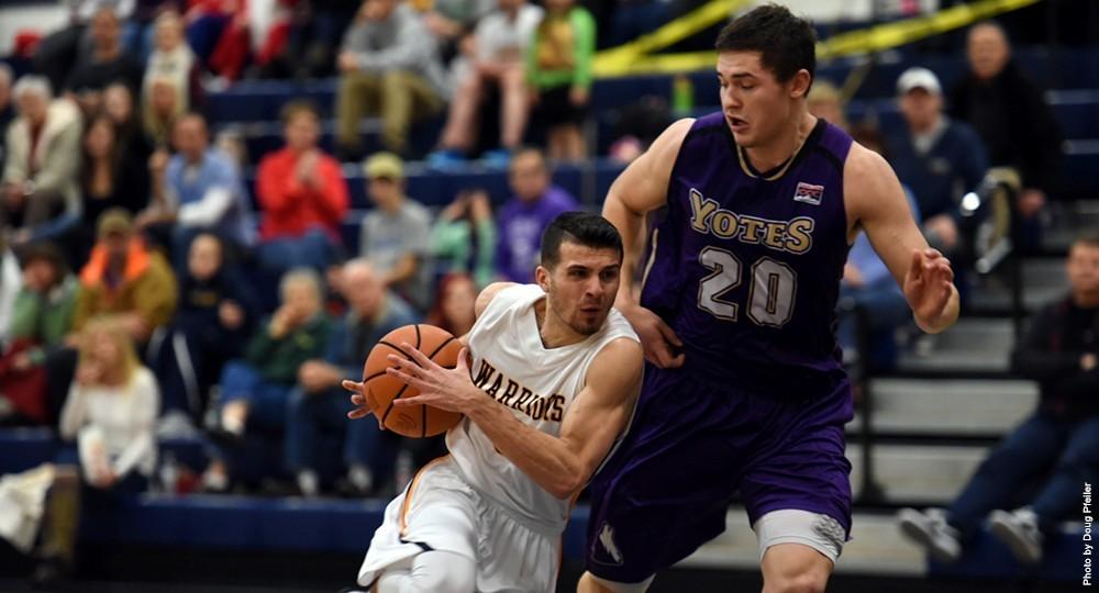 Monterossi Drops 35 Points as Corban Men's Basketball ...