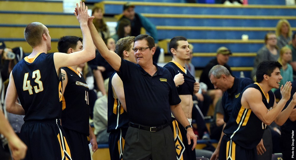Corban Men's Basketball pulls off Upset of No. 7 Oregon ...